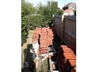 clay tiles all in good condition to be picked up from march Cambridgeshire