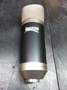 Apex 435B Condenser Microphone. (#49070)
