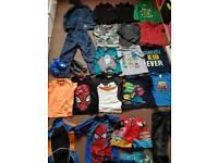 Boys clothes bundle size 3-4y Regatta, Ralph Lauren, next