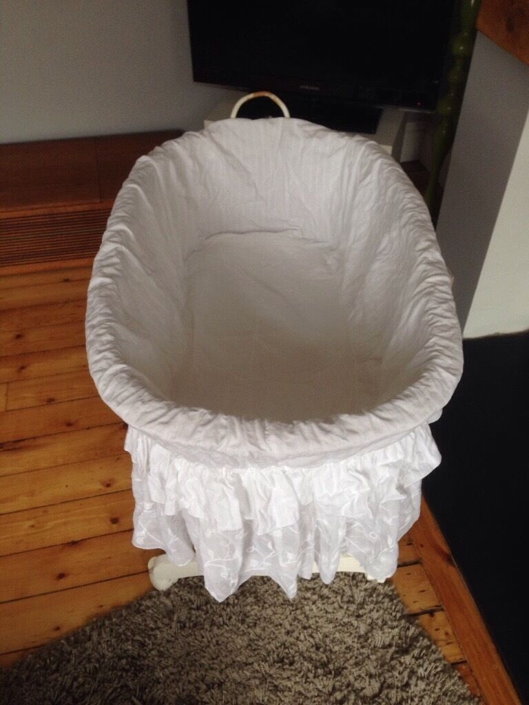 Rocking crib for sale doncaster - Baby Crib Basket