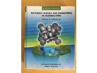 Materials Science and Engineering An Introduction William D. Callister, Jr. Seventh Edition