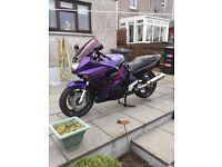 HONDA MOTORCYCLE CBR1000F
