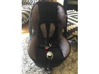 Maxi-cosi priory isofix Car seat groups 1 2 & 3