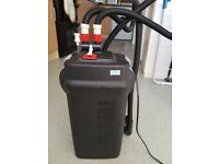 Fluval 406 external aquarium filter