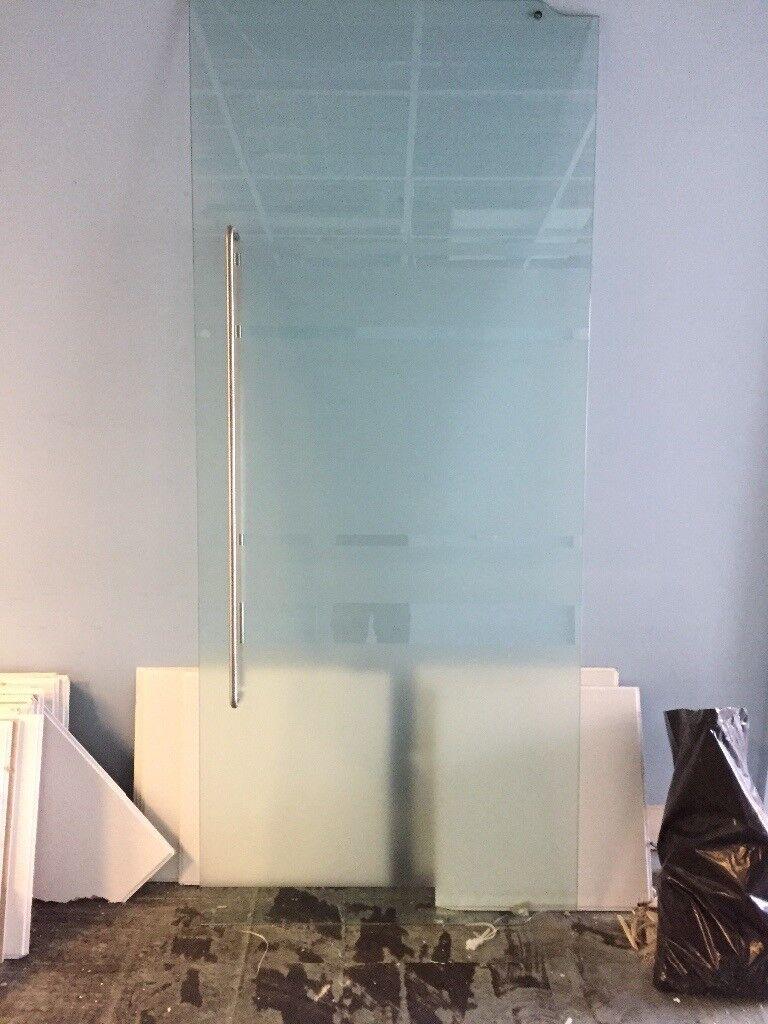 Glass door for sale