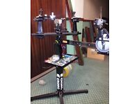 EAGNAS HAWK 800 Racket Stringing Machine