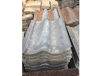 Grey redland grovebury roof tiles