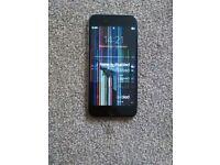 I phone 6- broken screen