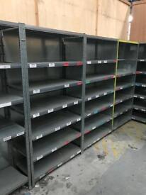 Heavy Duty Galvanised Shelving/Racking  Garage/Warehouse 