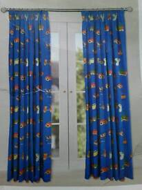 NEW!!! BOYS ROOM CURTAINS