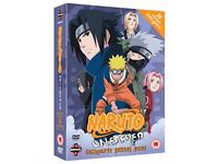 NARUTO UNLEASHED COMPLETE SERIES 5 & 6!!!
