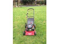 18 inch quad blade Fox Petrol Lawnmower