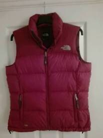 Ladies The North Face 700 Gilet