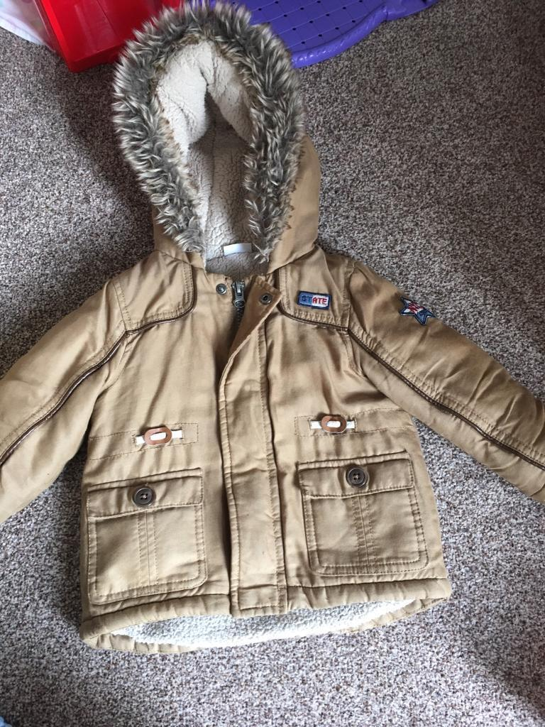 aa3355dd7c44 12-18 month boys coat