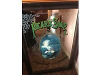 Pears soap vintage mirror of bubble boy