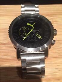 Men's puma watch