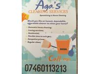 Aga's Cleaning Services