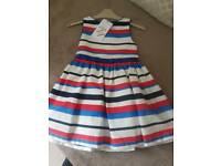 Gorgeous new m&s party dress age 2-3