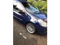 RENAULT CLIO 2008 77K MILEAGE CHEAP