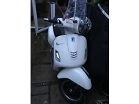 Vespa GTS 300 Reg As 125 ! Mint Bike!