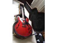 Gibson ES-335 w Gibson hard case