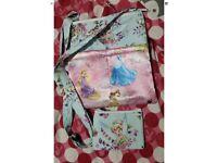 Disney handmade bag and purse