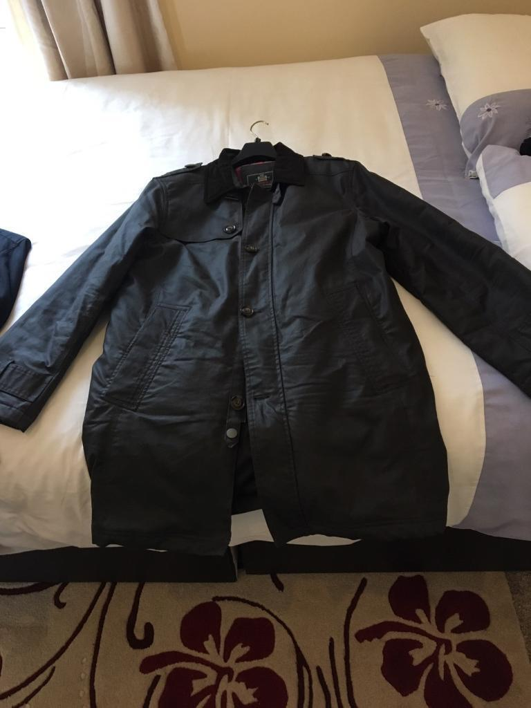 Rainproof winter jacket from House of Fraserin Wolverhampton, West MidlandsGumtree - Rainproof winter jacket from House of Fraser. Brought for £150, selling it now for £65. Excellent condition, hardly worn. Charcoal black