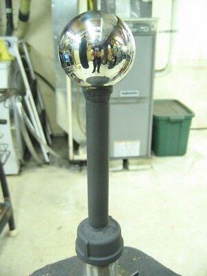 3.5 Chrome Steel Sphere Ball Anvil Blacksmith Hardy Tool Stake Raising