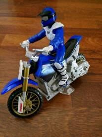 Radio Controlled Motocross Motorbike