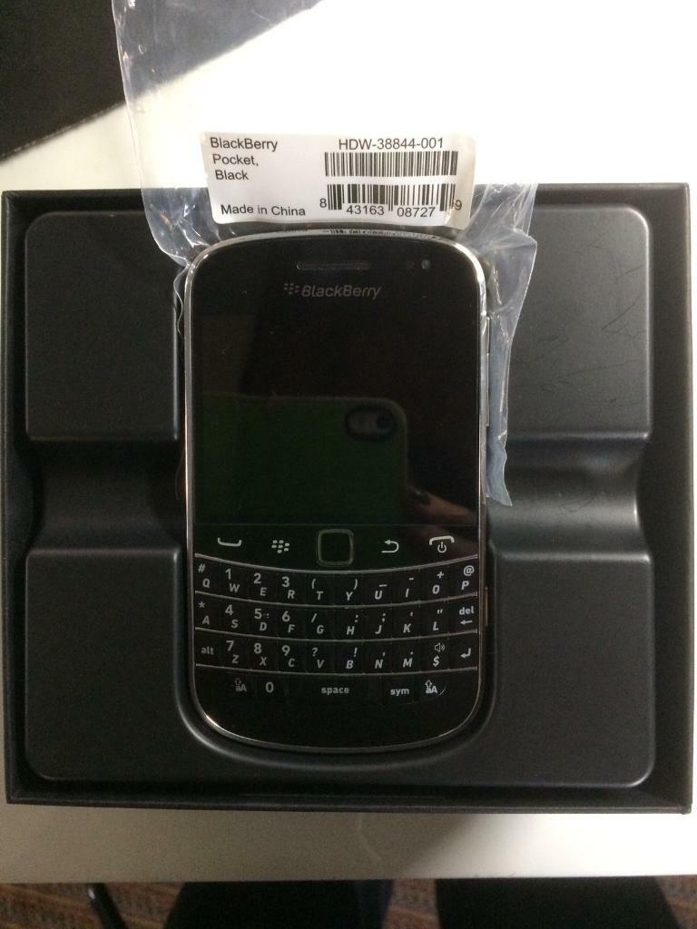 Blackberry 9000 Apps