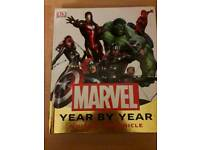Marvel books, magazines and comic