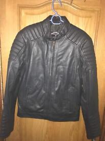 New genuine Cafe Racer Jacket (Large)