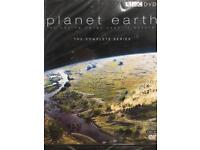 Planet earth (BBC) DVD's