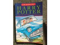 4 x Harry Potter Paperbacks