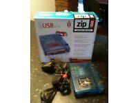 Portable USB Drive ZIP 100