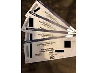Tyson Fury Boxing Tickets