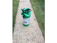 Unused pressure sprayer for sale
