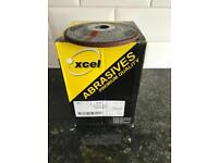 Metal grinding discs box 25