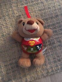 Vtech singing Alfie bear