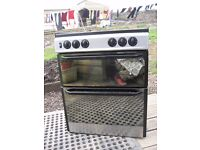 Built in STOVES Newhome cooker grill 4 burners Gas Everything works FREE for reuse or spares