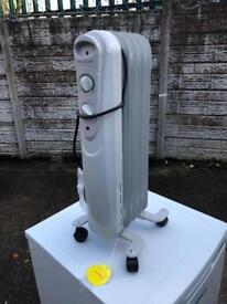 Argos value range oil- filled radiator heater only £20 price
