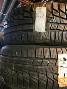 2 nokian wr winter tires 215/55r16 tt