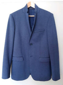 Men's blue blazer from Topman (to fit 38 inch chest)
