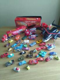 Disney Cars bundle, excellent condition