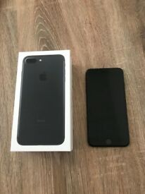 Top condition & on EE - IPhone 7 32gb Black - DIDSBURY