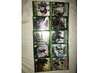 Lots of Xbox one games !!🎆🎆