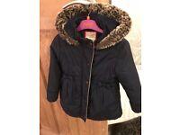 Girls Ted Baker Coat