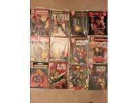 Judge Dredd/2000Ad graphic novels
