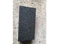 Granite setts and London yellow bricks