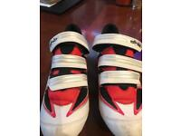 DHB Cycling Shoes with Cleets (UK 11)
